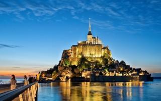 Redécouvrir le Mont-Saint-Michel