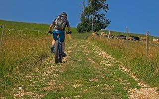 Le Jura à vélo