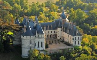 Explorer Chaumont-sur-Loire, le château vert