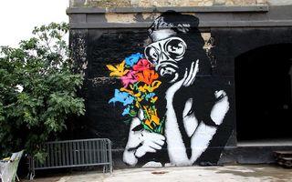 Découvrir la ville à travers son street-art