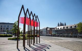 Tournai : Invasion artistique