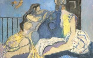 Exposition virtuelle : Claude BELLAN et Herta LEBK - Histoire d'un compagnonnage, Troisième partie Regards croisés