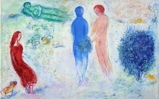Sur la terre des dieux, Marc Chagall et le monde grec à Nice