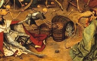Visioconférence :  La Souricière du diable. « Le triomphe de la mort » de Pieter Bruegel comme image piège