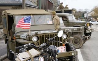 Découvrir la Bataille de Bastogne en jeep