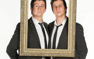 Les Jumeaux Steeven et Christopher à Nantes