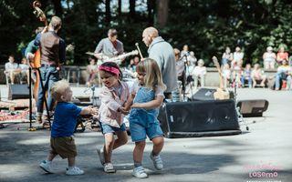 Enghien : emmener ses enfants à leur tout premier festival