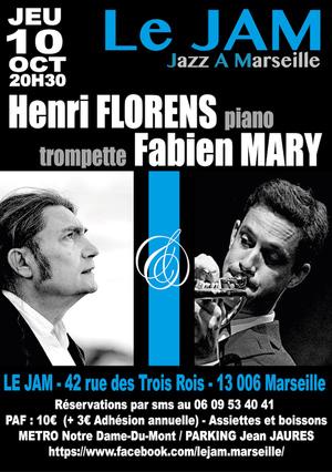 Duo Fabien Mary & Henri Florens (2019)