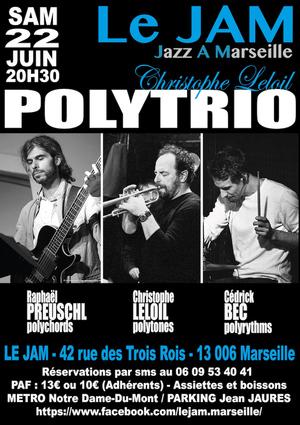Christophe leLoil Polytrio (2019)
