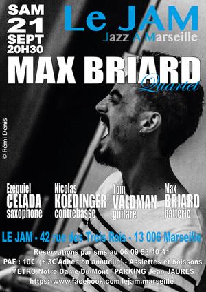 Max Briard Quartet (2019)