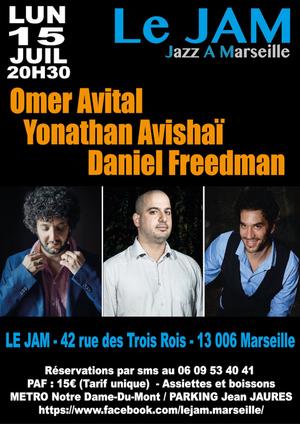 Omer Avital / Yonathan Avishaï / Daniel Freedman (2019)