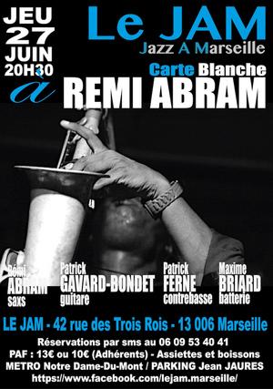 Rémi Abram Quartet (2019)