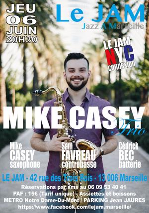 Mike Casey Trio  (2019)