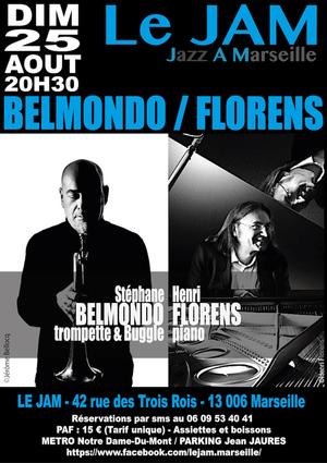 Duo Stéphane Belmondo / Henri Florens (2019)