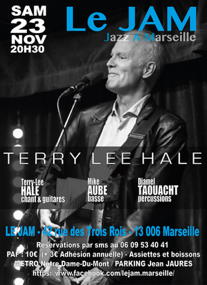 Terry Lee Hale - New Trio Project (2019)