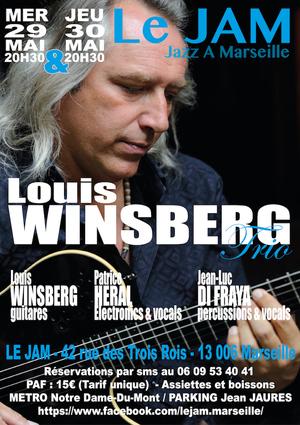 Louis Winsberg Trio (2019)