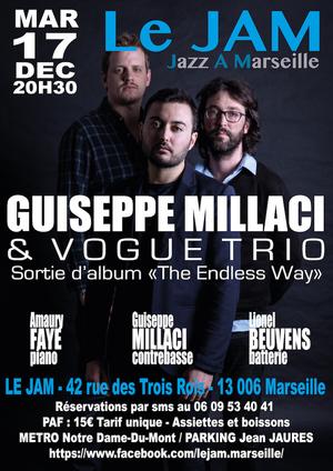 Guiseppe Millaci & Vogue Trio (2019)
