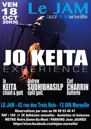 Jo Keita Experience (2019)