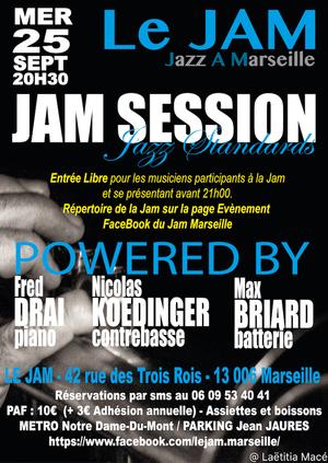 JAM SESSION - Jazz Standards (2019)