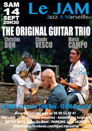 The Original Guitar Trio (2019)