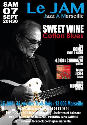 Sweet Wine (Cotton Blues) (2019)
