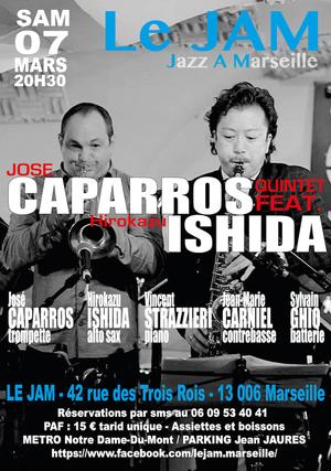 José Caparros Quintet Feat. Hirokazu Ishida (2020)