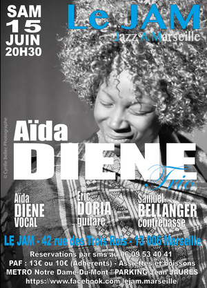 Aida Diene Trio (2019)