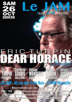 Eric Turpin 5Tet - Dear Horace (2019)