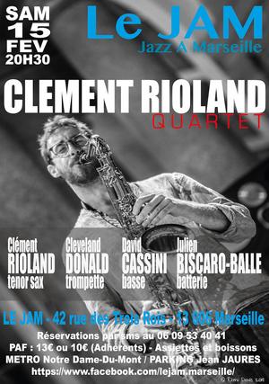 Clément Rioland Quartet (2020)