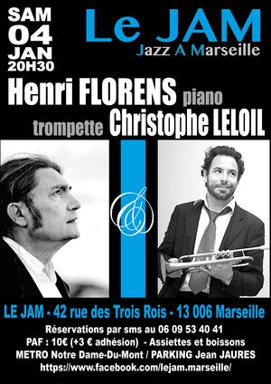 Duo Henri Florens & Christophe Leloil (2019)