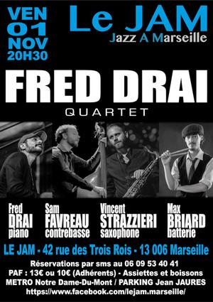 Fred Drai Quartet (2019)
