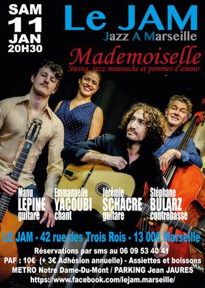 Mademoiselle (2019)