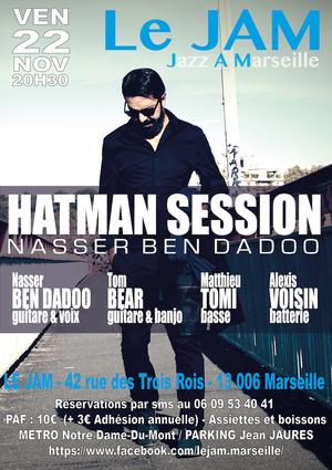 HATMAN SESSION - Nasser Ben Dadoo (2019)
