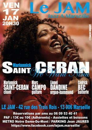 Mariannick Saint-Céran - We want Nina (2019)