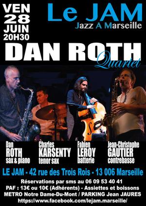 Dan Roth Quartet (2019)