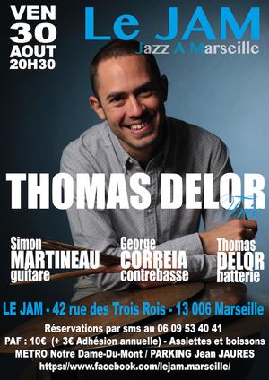 Thomas Delor Trio (2019)