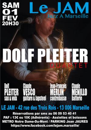 Dolf Pleiter Quartet (2020)