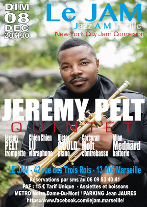 Jeremy Pelt Quintet (2019)
