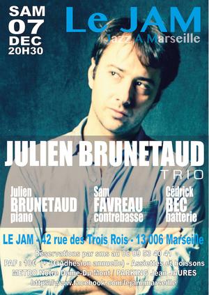 Julien Brunetaud Trio (2019)