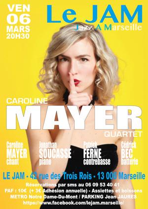 Caroline Mayer Quartet (2020)