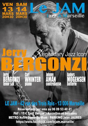 Jerry Bergonzi Quartet (2020)