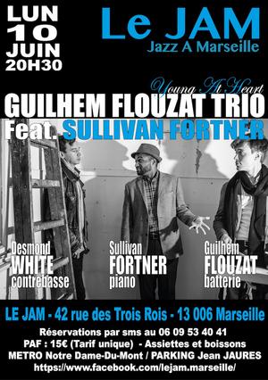 Guilhem Flouzat Trio Feat. Sullivan Fortner (2019)