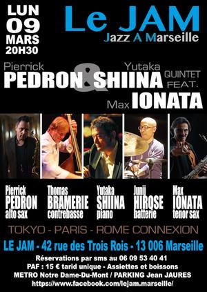 Pierrick Pédron & Yutaka Shiina Quintet Feat Max Ionata (2020)