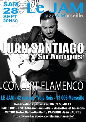 Juan Santiago Y Su Amigos (2019)
