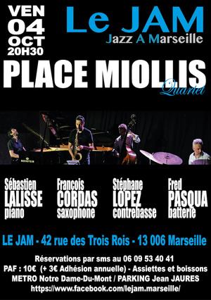 Place Miollis Quartet (2019)