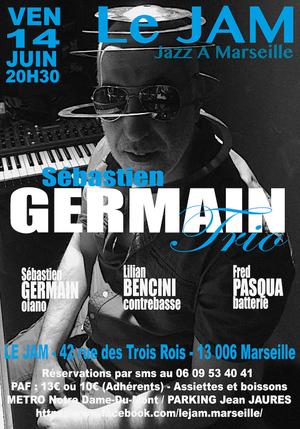 Sébastien Germain Trio (2019)