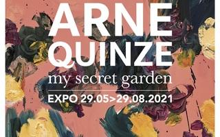 Arne Quinze. My Secret Garden