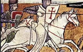 """""""Les chevaliers Templiers et Hospitaliers en Bretagne"""" par Steven Lemaître"""