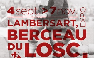 Visites guidées de l'exposition Lambersart, berceau du LOSC