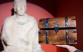 Sur les traces de l'archéologue du musée